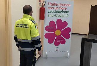 V načrtu za cepljenje tudi Civilna zaščita