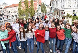 Množičen Europa Cantat 2021