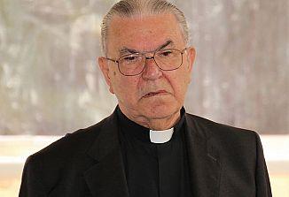 V večnost je odšel priljubljeni msgr. Franc Vončina