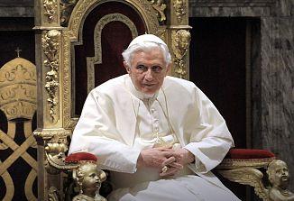 """""""Papež je eden sam"""""""
