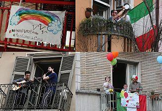 Kdo še poje na balkonu? #šenidobro