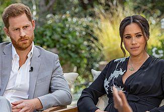 Meghan Markle in princ Harry sta razkrila marsikaj o britanski kraljevi družini