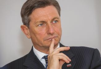 Predsednik Pahor opozarja na nevzdržnost političnih razmer v Sloveniji