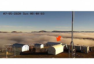 Prvi slovenski teleskop v Čilu