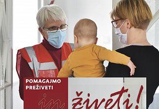 Slovenska karitas pomaga živeti in preživeti