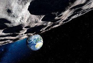 Zemlji se je »približal« asteroid