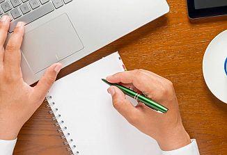 Če pišemo na papir, si lažje zapomnimo