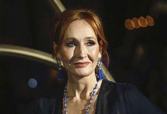 J. K. Rowling in božični prašiček
