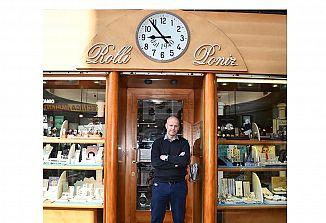 Že v mladih letih me je očaral svet ur