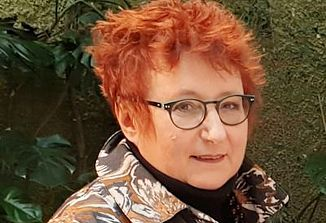 Senatorka Tatjana Rojc na obisku pri Scalfarottu