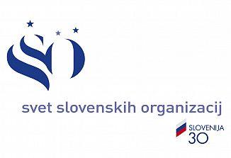 Logotip SSO-ja ob 30. obletnici Republike Slovenije
