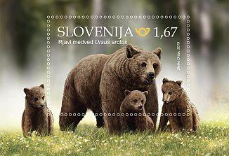 """Pomembna nagrada za slovensko """"znamko v bloku"""""""