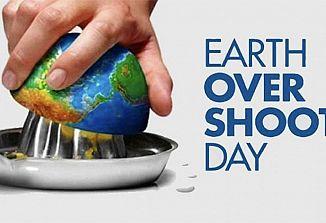 Dan okoljskega dolga bo letos skoraj mesec dni prej