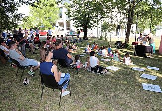 Drugi Kamišibaj dan v Gorici
