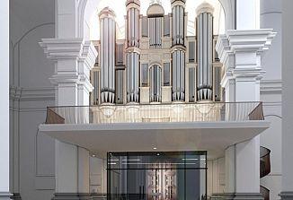 Nove orgle bodo zazvenele jeseni