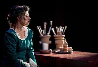 Artemisia Gentileschi-Srečanje