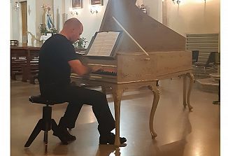 Orgle in čembalo v čast sv. Janezu Krstniku