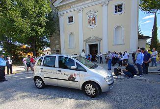 Maša za pokojnega duhovnika in kulturnika don Renza Boscarola