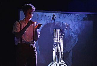 Predstava Bidovec -Tomažič v Prebenegu in na Opčinah