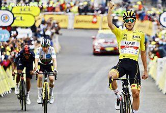 Tour de France je postal Tour de Slovénie!