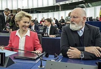 Osamosvojena Slovenija pred bremeni Evrope