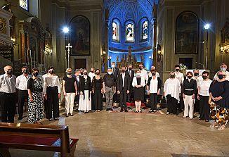 Duhovna počastitev 30-letnice Slovenije