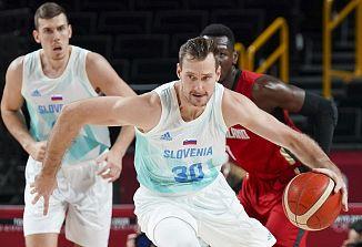 Slovenski košarkarji premagali Nemčijo in so v boju za kolajne!