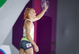 Janja Garnbret je olimpijska prvakinja!
