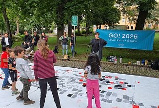 Tkanje mreže in povezovanje slovenskih in nemških umetniških organizacij