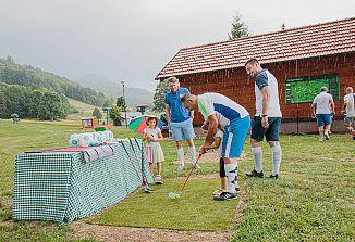 Prvo igrišče za multigolf v Sloveniji