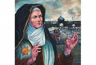 God sozavetnice Evrope sv. Terezije Benedikte od Križa