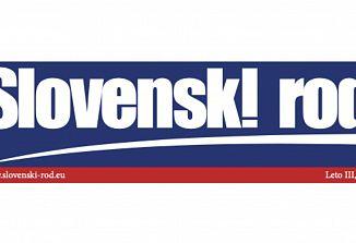 Slovenski rod, peta obletnica
