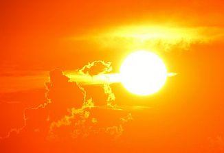 Pri Sirakuzah na Siciliji izmerili danes skoraj 49 stopinj Celzija!