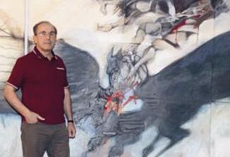 Umrl je politik in slikar Klavdij Palčič