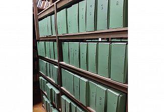 Katoliški inštitut in digitalizacija arhiva Studia slovenica