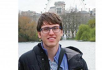 Študijska in delovna pot mladega raziskovalca od Gorice prek Oxforda do Ljubljane