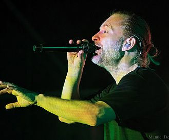 Vila Manin / Nastopil je Thom Yorke