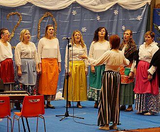 Sovodnje ob Soči: Tradicionalno novoletno glasbeno srečanje