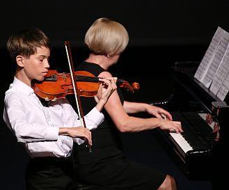 Tekmovanje Musica Goritiensis: nagrajevanje in gala koncert