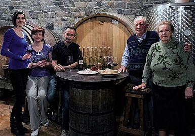 Vinogradništvo in vinarstvo Petelin-Rogelja v Tomaju