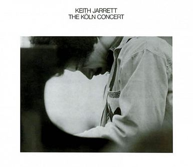 Keith Jarrett – The Köln concert (ECM, 1975)