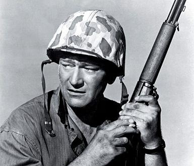 John Wayne – Med filmsko in resnično podobo