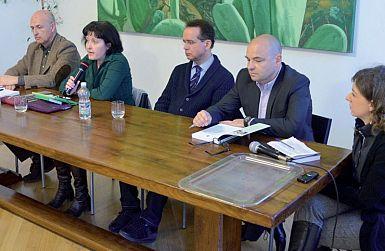 Predstavitev monografije za italijanske bralce