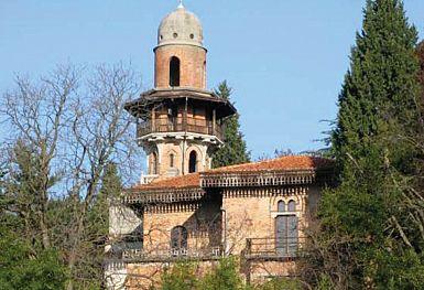 Vilo Rafut pri Novi Gorici nameravajo prodati na dražbi