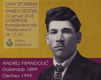 """Kamen spotike"" v Doberdobu"