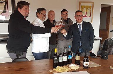 Tudi rezanci iz moke iz tropin vinarjev z Oslavja!