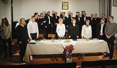 Pristen poklon žlahtni slovenski besedi