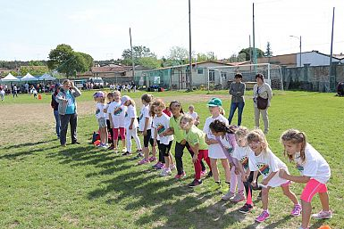 Uspešno zaključno šolsko športno tekmovanje