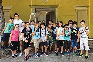 Spoznavalni obisk osnovne šole Umberto Pacifico
