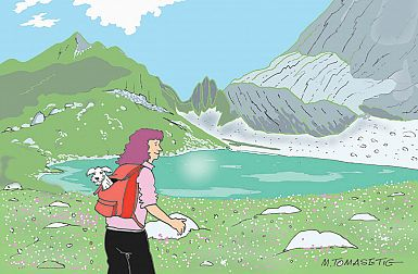 Gore, ki sanjajo o Nepalu (2)